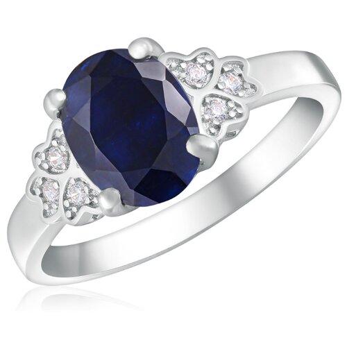 Бронницкий Ювелир Кольцо из серебра R-DRGR00507-SP, размер 17 бронницкий ювелир кольцо из серебра s85610001 размер 17 5