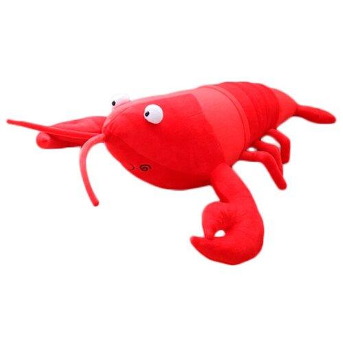 Большая мягкая игрушка Рак 80см. / Детская игрушка / Подушка