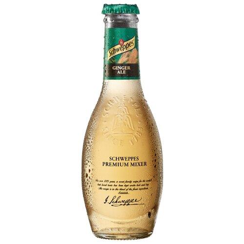 Газированный напиток Premium Mixer Ginger Ale, 0.2 л, 4 шт.