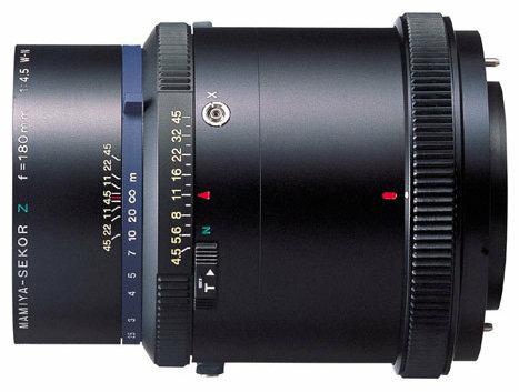 Объектив Mamiya Sekor Z 180mm f/4.5 RZ65