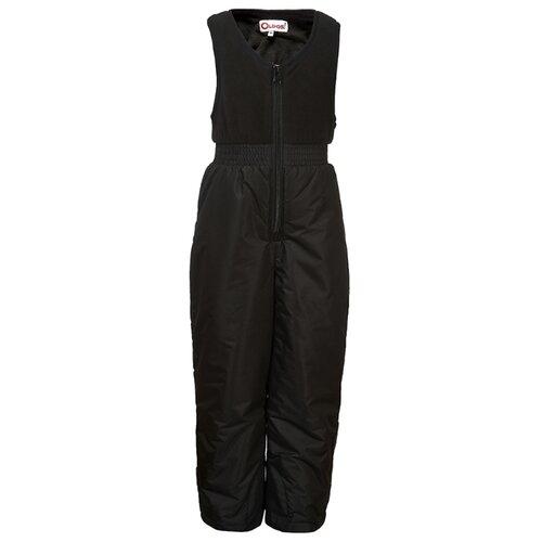 Купить Полукомбинезон Oldos Лонни OAW193T1PT68 размер 98, черный, Полукомбинезоны и брюки