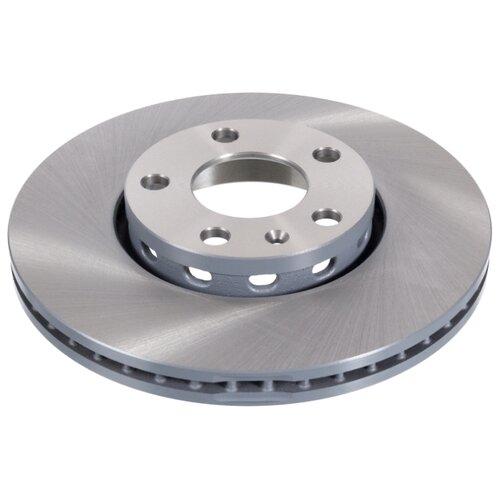 Комплект тормозных дисков передний Febi 08352 288x25 для Audi, SEAT, Skoda, Volkswagen (2 шт.) комплект тормозных дисков передний febi 31767 241x19 для hyundai accent 2 шт