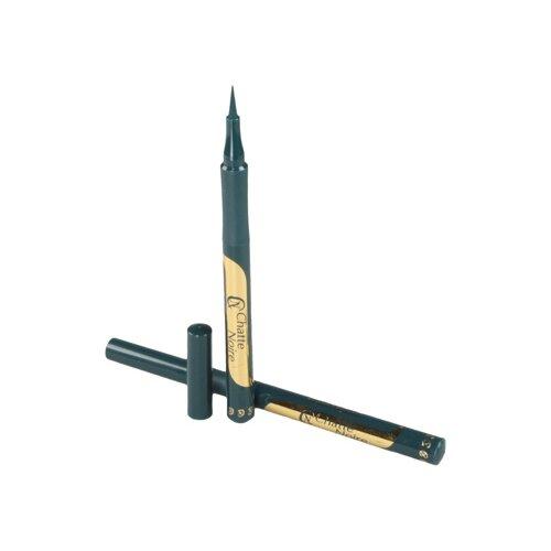 Chatte Noire Подводка-фломастер для глаз, оттенок green chatte noire карандаш для глаз 10