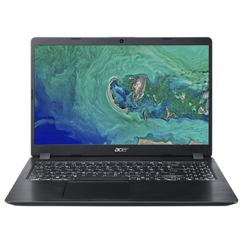 Купить Ноутбук Acer Aspire 5 (A515-52G-3005) (Intel Core i3 8145U 2100MHz/15.6 /1366x768/4GB/1000GB HDD/16GB Optane/DVD нет/NVIDIA GeForce MX130 2GB/Wi-Fi/Bluetooth/Windows 10 Home) NX.H56ER.001 черный
