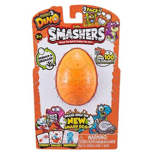 Фигурка ZURU Smashers Дино-сюрприз в яйце 7436
