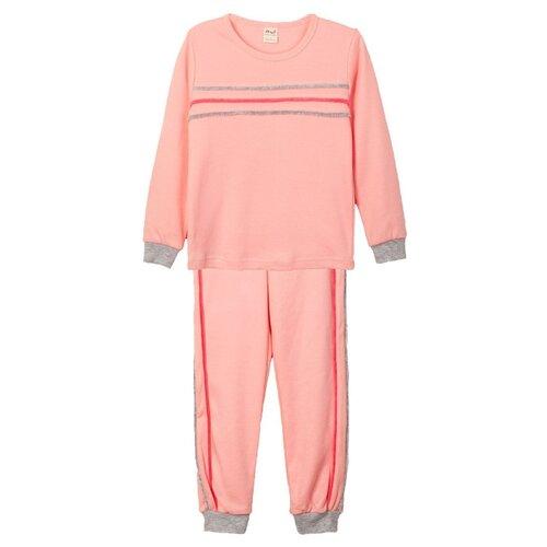 Спортивный костюм ЁМАЁ размер 110, розовый