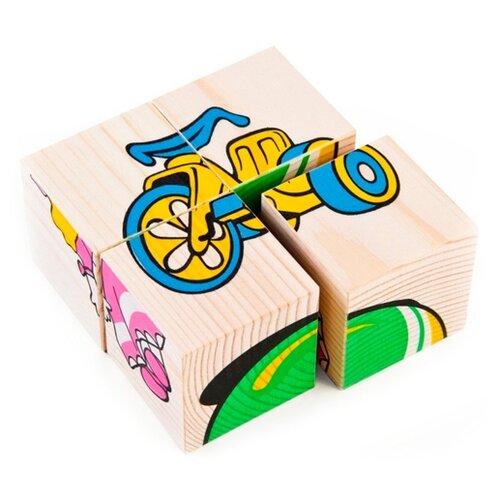 Купить Кубики-пазлы Томик Игрушки 3333-3, Детские кубики