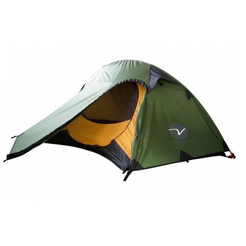 Палатка Verticale Nano 2 зеленый палатка btrace talweg 2 зеленый