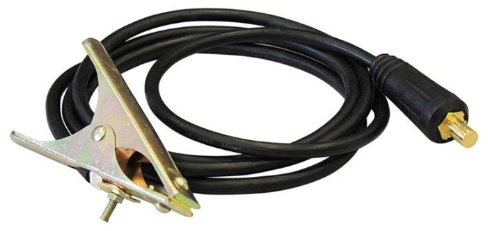 Сварочный кабель 25 ELITECH 0606.000400 300 см