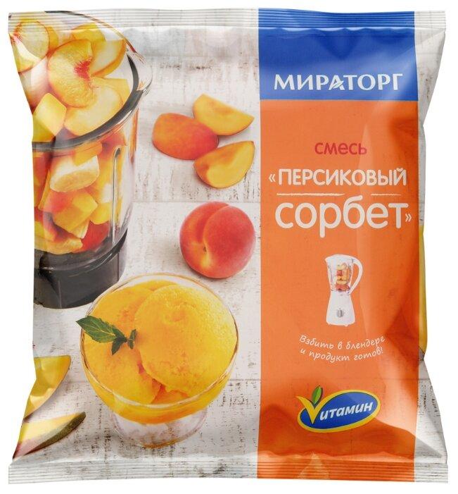 Мираторг Смесь Персиковый сорбет 270 г