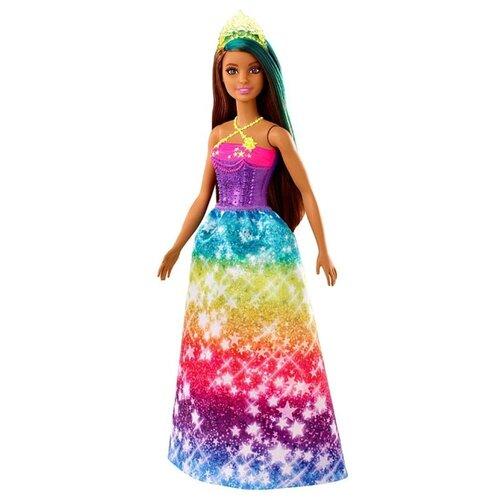 Фото - Кукла Barbie Dreamtopia Принцесса 2 GJK14 кукла barbie dreamtopia