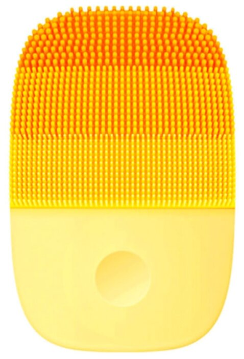 Купить Xiaomi Щетка ультразвуковая для лица Inface Sonic Clean, оранжевый по низкой цене с доставкой из Яндекс.Маркета