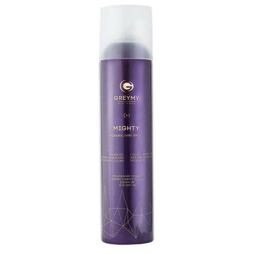 GREYMY Лак-спрей для волос Mighty forming, сильная фиксация, 300 мл