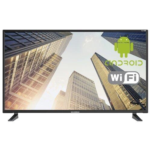 Фото - Телевизор SoundMAX SM-LED40M01S 39.5 (2020) черный телевизор