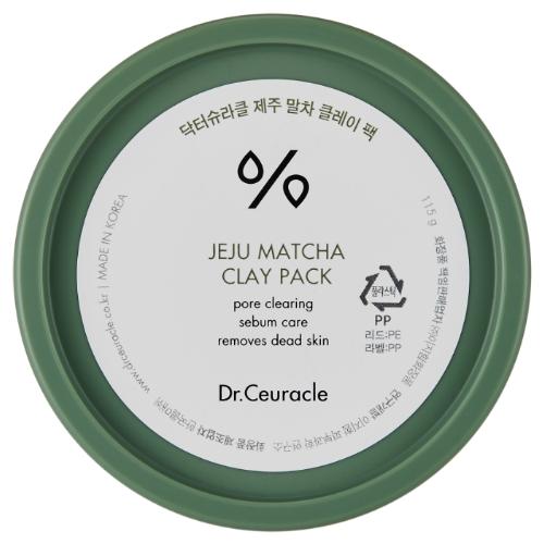 Dr.Ceuracle Глиняная маска Jeju Matcha Clay Pack, 115 г недорого