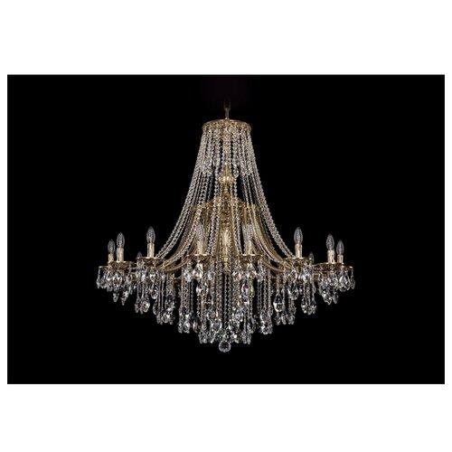 Люстра Bohemia Ivele Crystal 1771 1771/16/410/B/GB, E14, 640 Вт люстра bohemia ivele crystal 1771 1771 16 410 c gb sh37 160 e14 640 вт