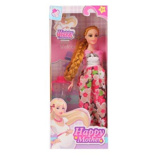 Наша игрушка кукла Будущая мама, 29 см игрушка