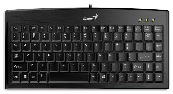 Клавиатура Genius LuxeMate 100 Black USB