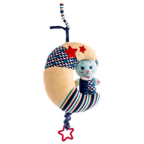 Купить Подвесная игрушка Happy Snail Ночь волшебства (19HS006MZ) бежевый/синий, Подвески