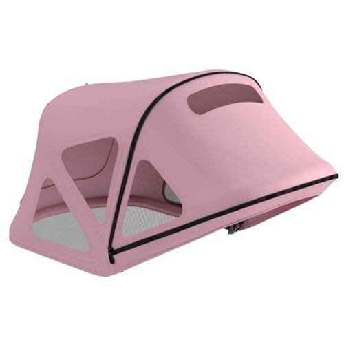 Bugaboo Капюшон от солнца Breezy для коляски Fox/Cameleon 3 Soft Pink автокресло 0 bugaboo turtle by nuna car seat для коляски cameleon 80703zw01 80401mc02