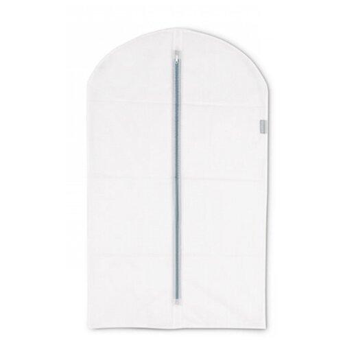 Brabantia Чехлы для одежды M, 2шт, 100х60 см (108723) белый