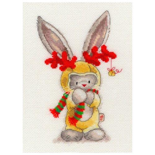 Купить Набор для вышивания Rudolf (Рудольф), Bothy Threads, Наборы для вышивания