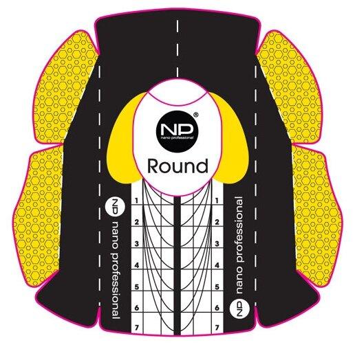 Формы для наращивания Nano Professional Round