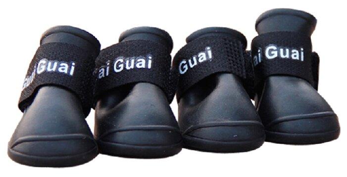 Ботинки для собак Грызлик Ам силиконовые XL