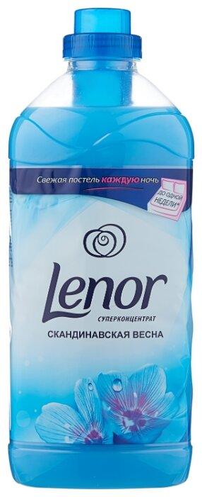 Купить Lenor Концентрированный кондиционер для белья Скандинавская весна, 2 л, флакон по низкой цене с доставкой из Яндекс.Маркета