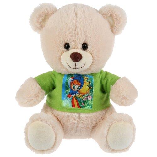Купить Мягкая игрушка Мульти-Пульти Мишка 25 см песенки и стихи К.Чуковского, Мягкие игрушки