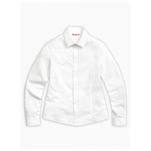Рубашка Pelican размер 11, белый фото