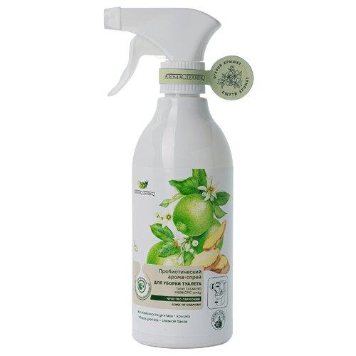 AromaCleaninQ спрей для уборки туалета Чувство гармонии 0.5 л