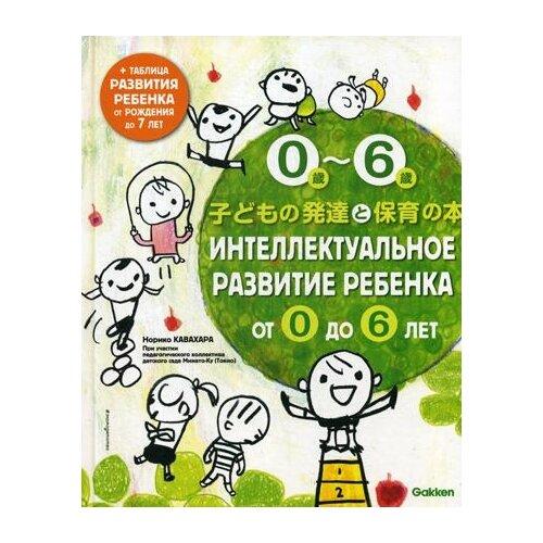 Купить Анисимова Е.И. Интеллектуальное развитие ребенка от 0 до 6 , ЭКСМО, Книги для родителей