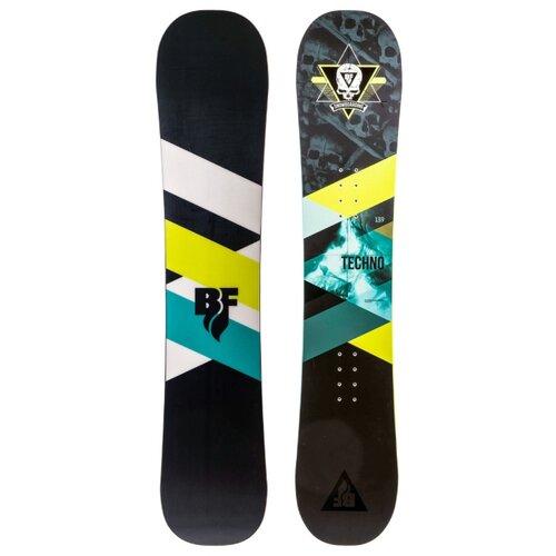 Сноуборд BF snowboards Techno (19-20) мультиколор 120 фото
