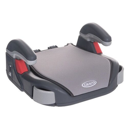 Купить Бустер группа 3 (22-36 кг) Graco Booster Basic (Sport Lime), opal sky, Автокресла