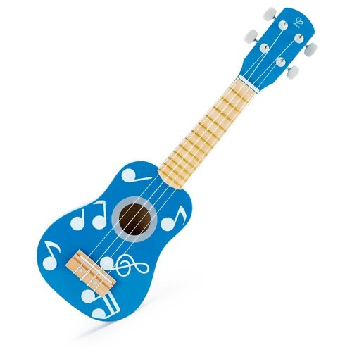 Hape гитара E0603/E0604 голубой