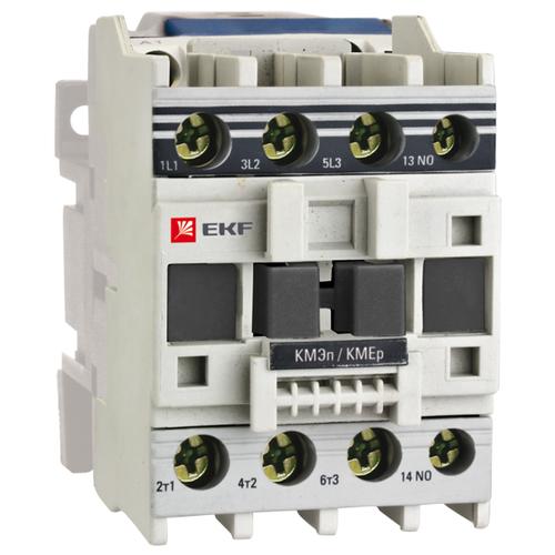 Силовой контактор постоянного тока (DC) EKF КМЭп 25А 24В DC 1NC малогабаритный PROxima 25А