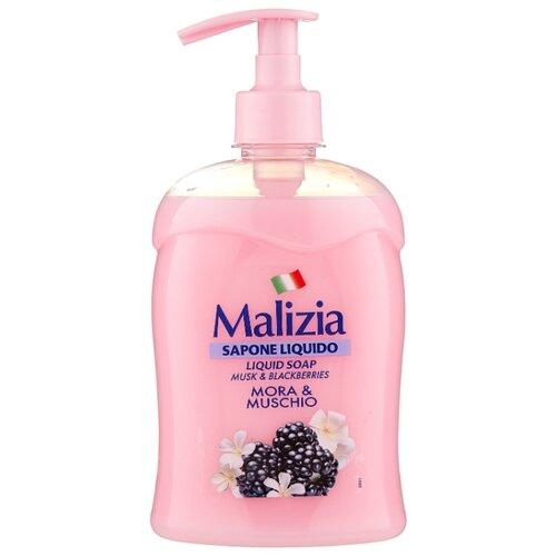 Мыло жидкое Malizia Мускус и ежевика, 500 мл