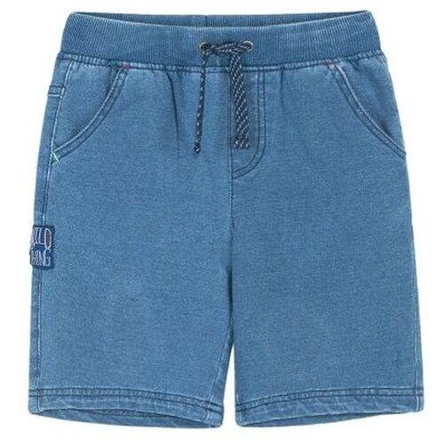 Шорты COCCODRILLO Rock star W19120501ROC размер 92, голубой шорты coccodrillo coccodrillo mp002xb00bxq