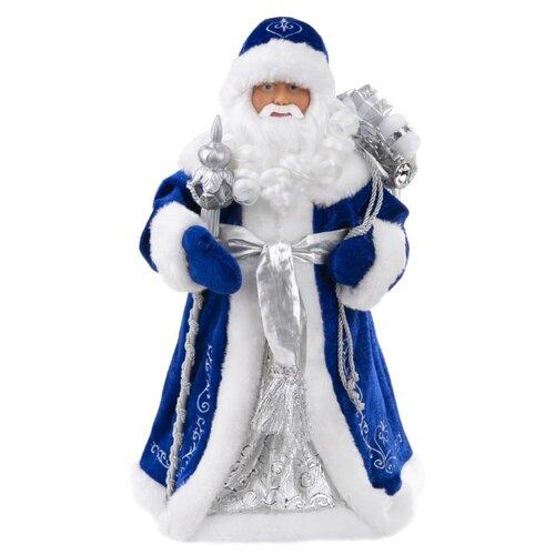 Фото - Фигурка Феникс Present Дед мороз с поясом 41 см синий фигурка феникс present дедушка мороз 26 см белый голубой красный