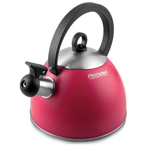 Rondell Чайник Geste RDS-361 2 л гранатовый чайник rondell odem 2 4l rds 1059