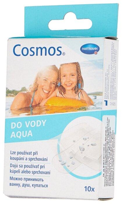 Cosmos Aqua пластырь водостойкий, 10 шт.