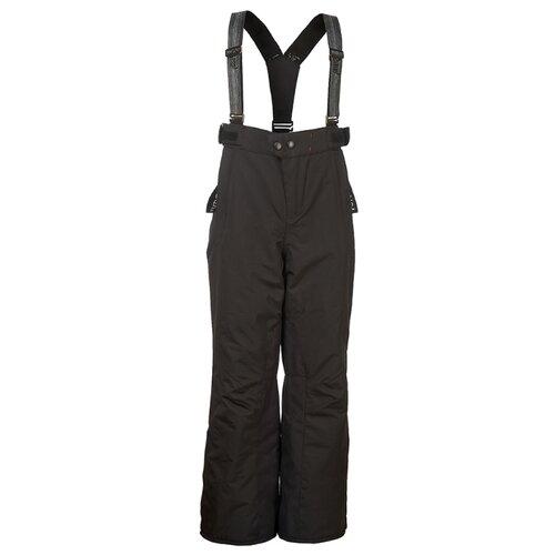 Купить Брюки Oldos Стоун PAW191T1PT02 размер 158, черный, Полукомбинезоны и брюки