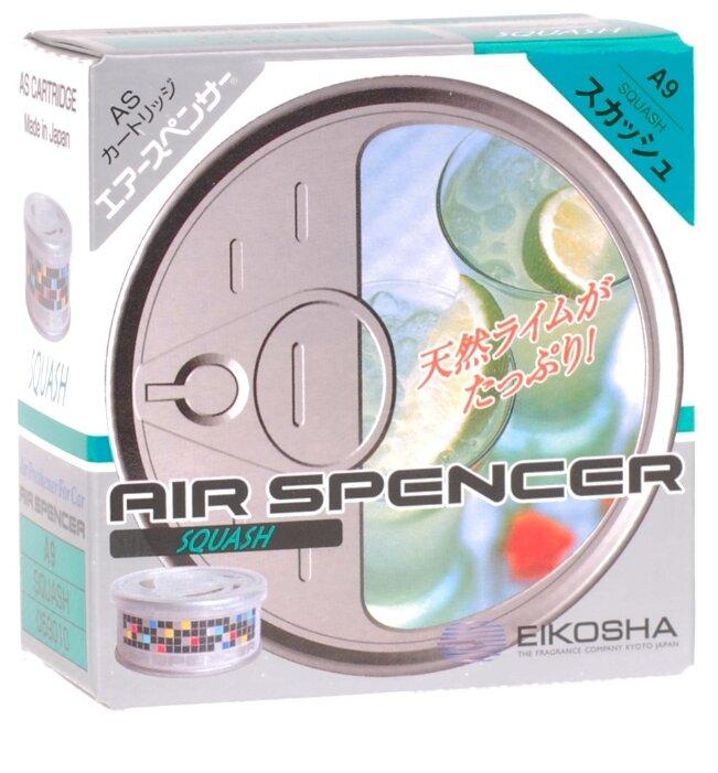 Eikosha Ароматизатор для автомобиля Air Spencer A-9, Squash