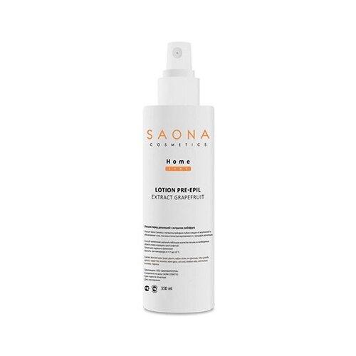 Saona Cosmetics Очищающий лосьон с грейпфрутом 350 мл