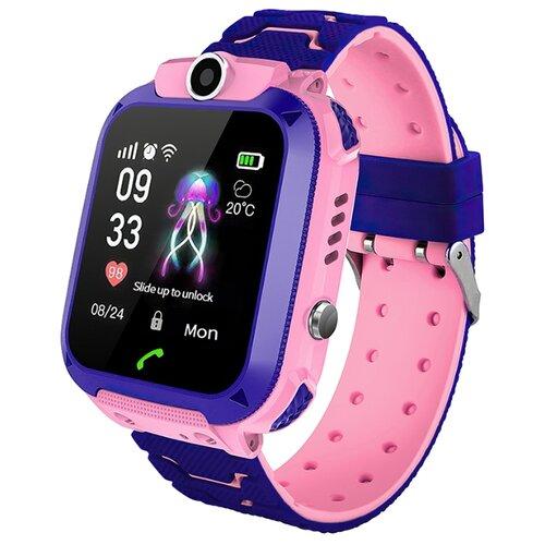 Детские умные часы Prolike PLSW12PN, розовые