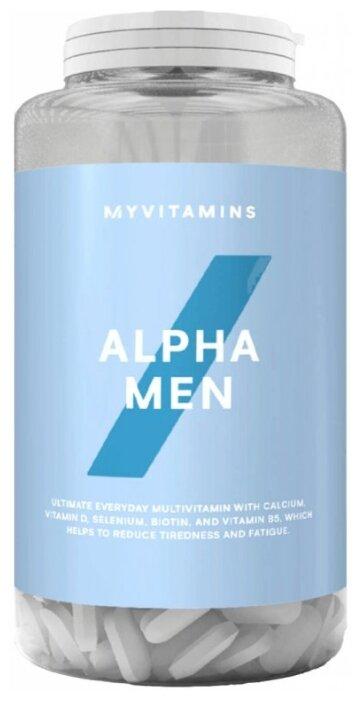 Минерально-витаминный комплекс Myprotein Alpha Men (240 таблеток) — купить по выгодной цене на Яндекс.Маркете