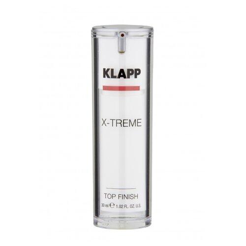 Klapp X-Treme Top Finish Топ Финиш Эффект бархата для лица, 30 мл топ лучших солнцезащитных средств для лица