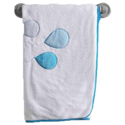 Плед Kidboo велсофт Happy Birthday 80*120 см (blue)