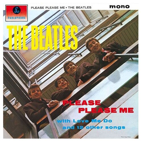 The Beatles. Please Please Me. Original Recording Remastered (LP) виниловая пластинка the beatles please please me 0094638241614